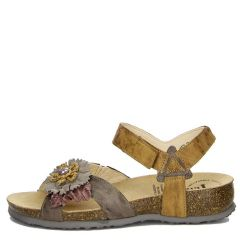 Think Julia Leather Kred Sandals