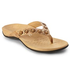 Vionic Floriana Gold Sandals