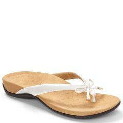 Vionic Bella 2 Synthetic White Sandals