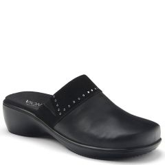 ESME LEATHER BLACK