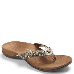 Vionic Floriana Synthetic Natural Sandals