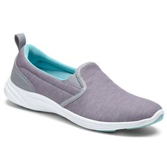 Vionic Agile Kea Silver Shoes