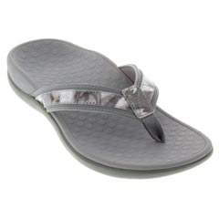 Vionic Tide Synthetic Grey Sandals