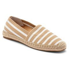 Vionic Valeri Textile Tan Shoes