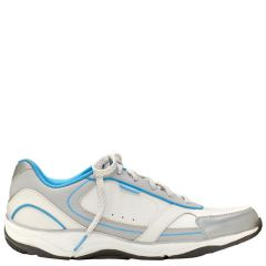 Vionic Zen Leather White/Blue