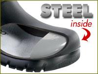 Happy Feet Plus - Alpro A640 Steel Toe Clog