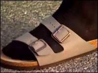 Happy Feet Plus - Socks with Sandals