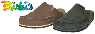 Happy Feet Plus - Birki's Classic Skipper Clogs