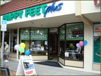Happy Feet Plus - Sarasota Store