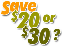 Happy Feet Plus - Save $20 or $30