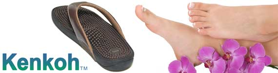 Kenkoh Reflexology Massage Health Sandals