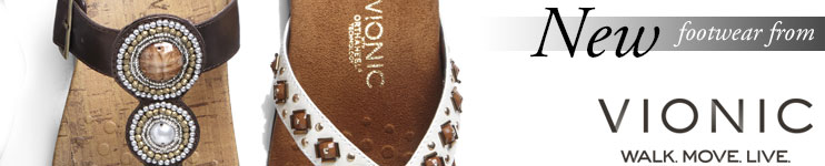 New Vionic Shoes, Sandals & Clogs