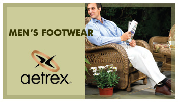 Aetrex Men's Footwear