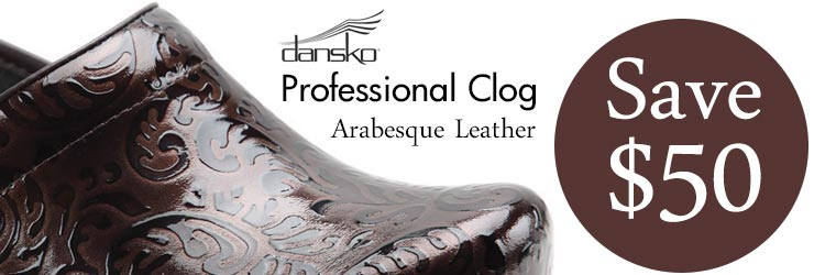 Dansko Professional Arabesque Clogs on Sale
