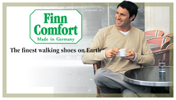 Finn Comfort Men's Footwear