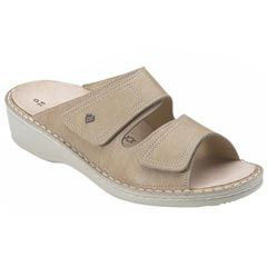 Finn Comfort Jamaica Leather Soft Footbed Marble