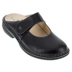Finn Comfort Stanford Leather Black