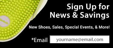Happy Feet Plus Email Signup