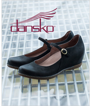 Dansko Footwear at HFP