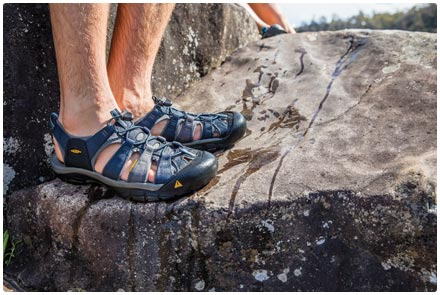 Keen Sandals for Women and Men-For Enjoying the Great Outdoors