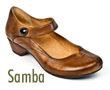 Taos Samba Shoes