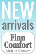 New Finn Comfort Shoes, Clogs and Sandals