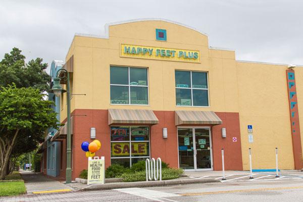 Happy Feet Shoe Store Clearwater Fl