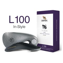 Aetrex L100 Men'sorthotic