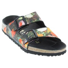 Birkenstock Arizona Floral Bouquet Sandals