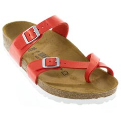 Birkenstock Mayari Graceful Hibiscus Sandals
