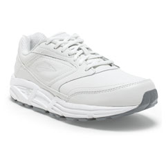 Brooks Addiction Walker (Women's) White Shoes