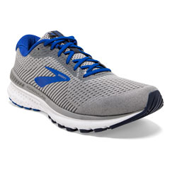 Brooks Adrenaline Gts 20 (Men's) Grey/Blue Shoes