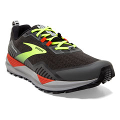 Brooks Cascadia 15 (Men's) Black Raven Shoes