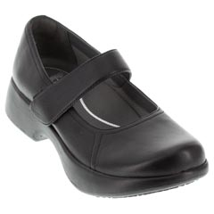 Dansko Willa Black Shoes