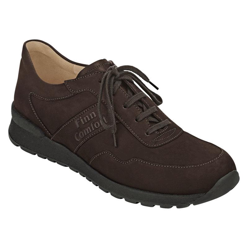 Finn Comfort Prezzo Brown Leather 85 Uk