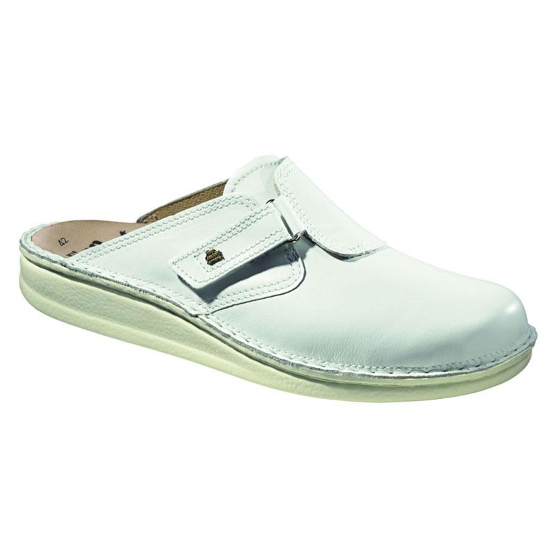 Finn Comfort Venedig White Leather 40