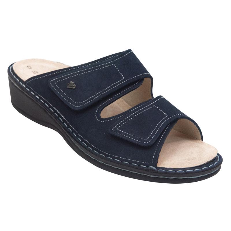 Finn Comfort Jamaica Atlantic Leather Soft Footbed 39