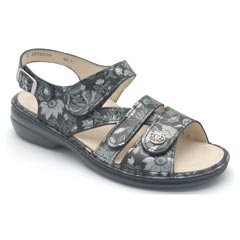 Finn Comfort Gomera Night Garden Sandals