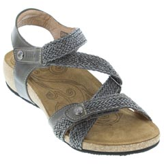 Taos Trulie Dark Grey Sandals