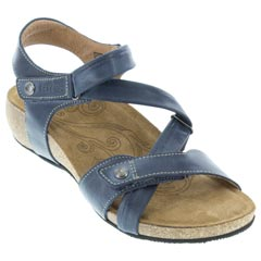 Taos Universe Navy Sandals