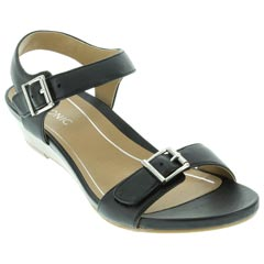 Vionic Frances Black Sandals