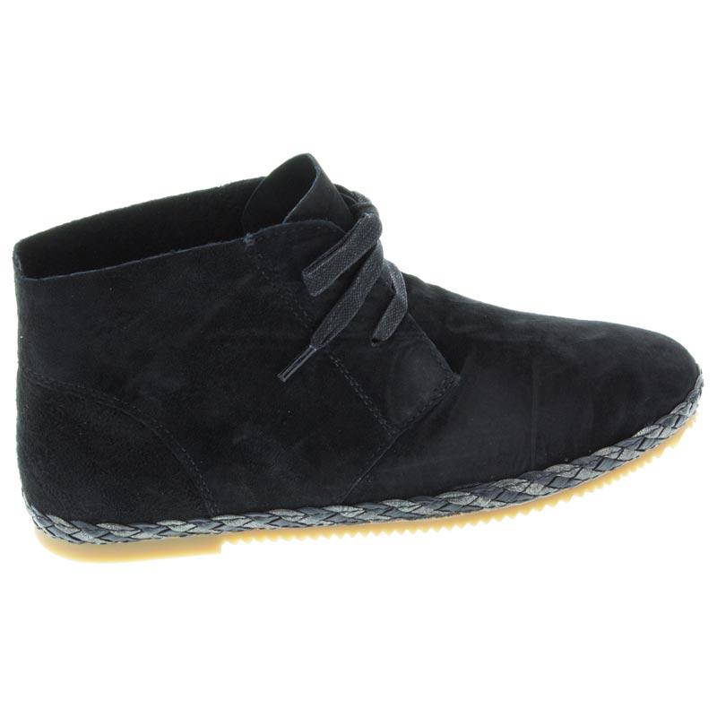 Aetrex Addison Black Leather