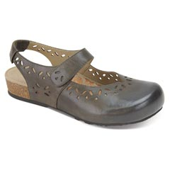 Aetrex Cheryl Iron Clogs