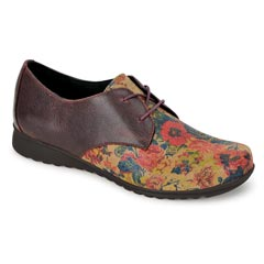 Aetrex Erin Flower Shoes