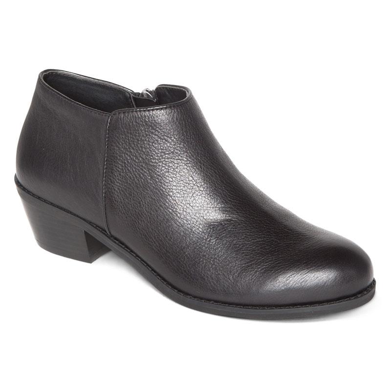 Aetrex Laurel Black Leather 41