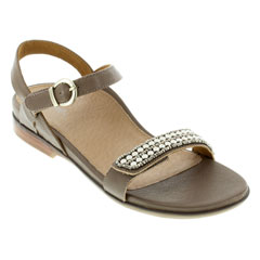 Aetrex Rylie Tan Sandals