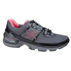 Aetrex Xspress Fitness Runner Black Shoes