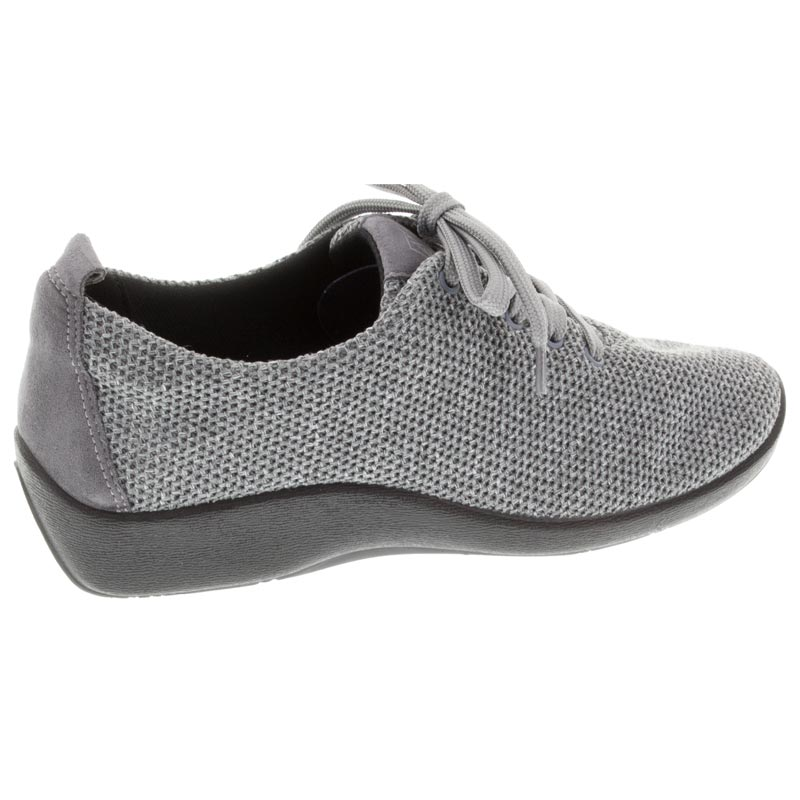 Arcopedico Net 3 Grey Synthetic shoes right side view