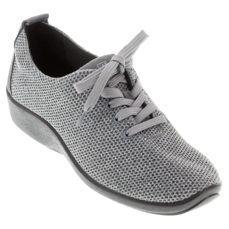 Arcopedico Net 3 Grey Shoes