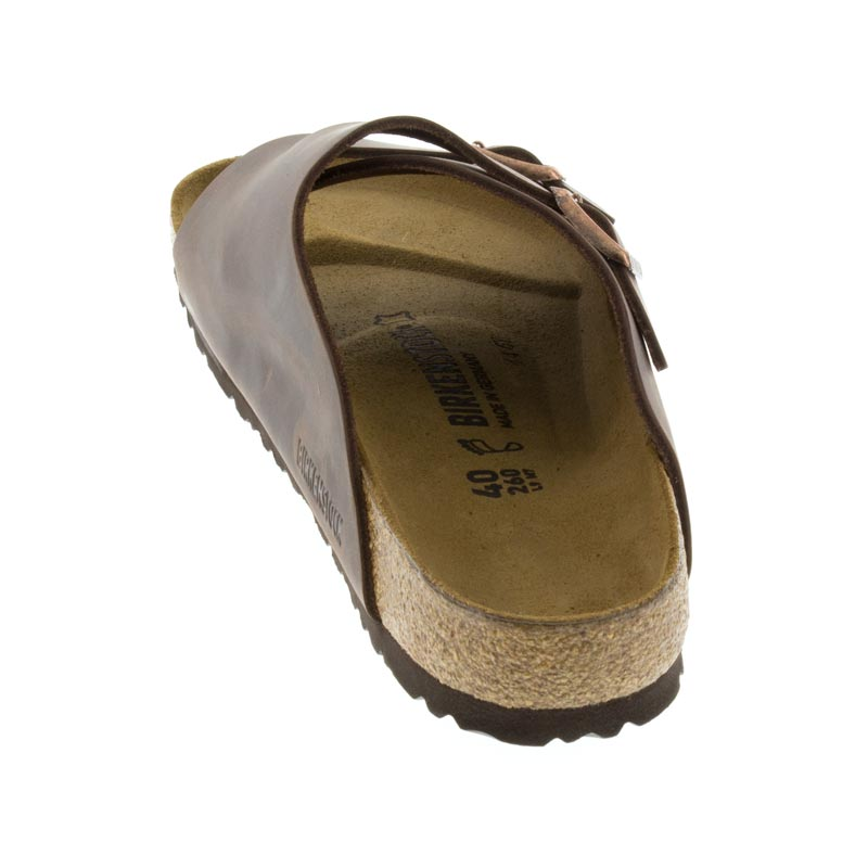 Birkenstock Zurich Habana Leather